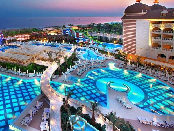 Турция отель 5 звезд